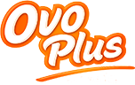 Logotipo OVOPLUS Footer