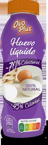 OVOPLUS, el huevo 100% natural
